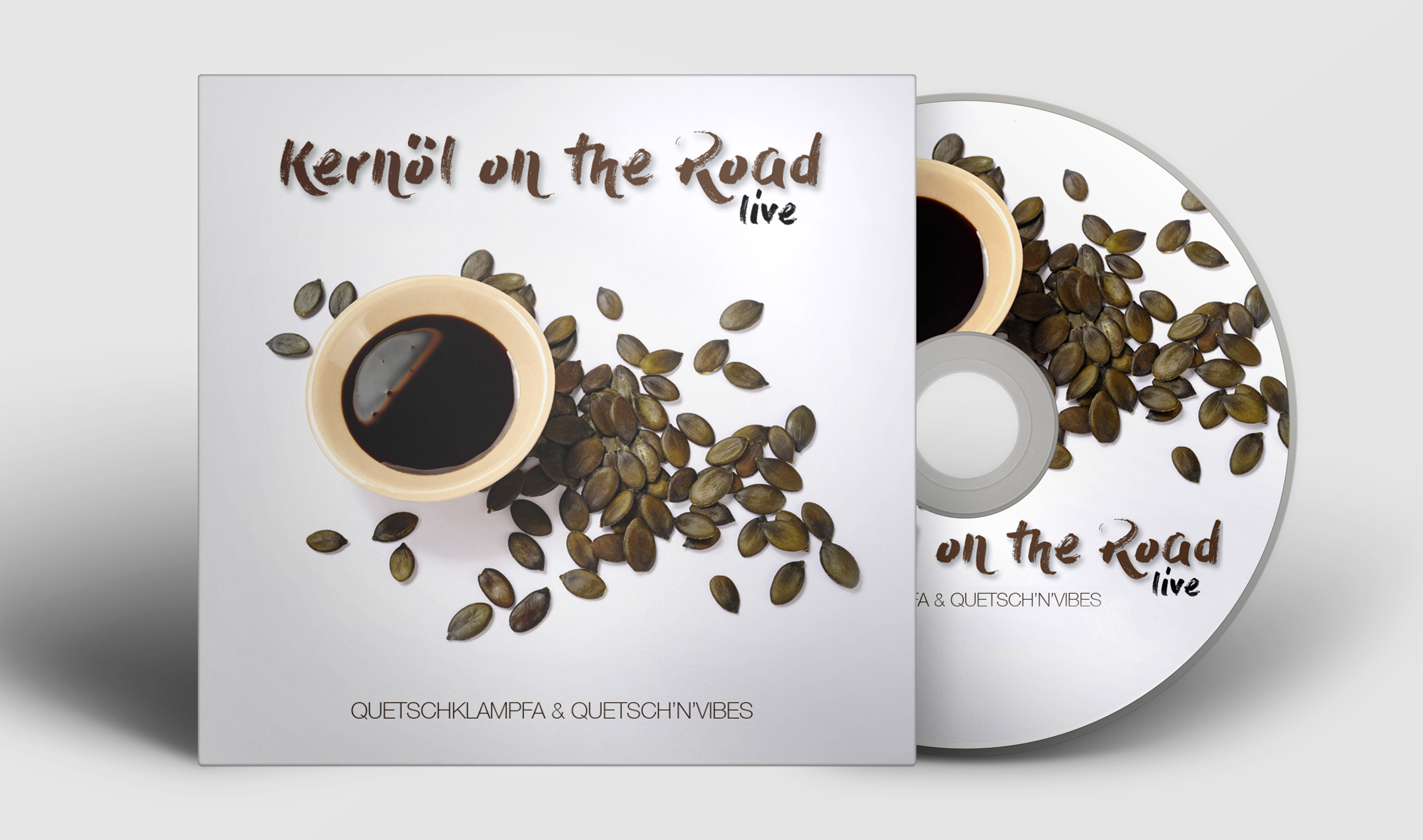 Kernöl on the Road Live-CD
